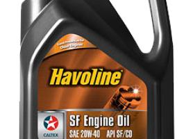 Havoline® SF Engine Oil SAE 20W-40