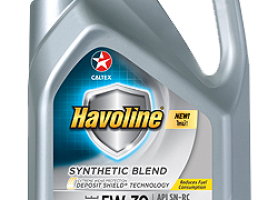 Havoline® Synthetic Blend SAE 5W-30