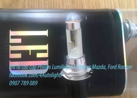 Led Philips Lumileds H15 cho xe Mazda, Ford Ranger