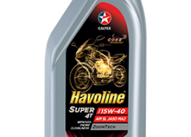 Havoline Super 4T SAE 15W-40