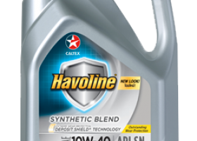 Havoline® Synthetic Blend SAE 10W-40